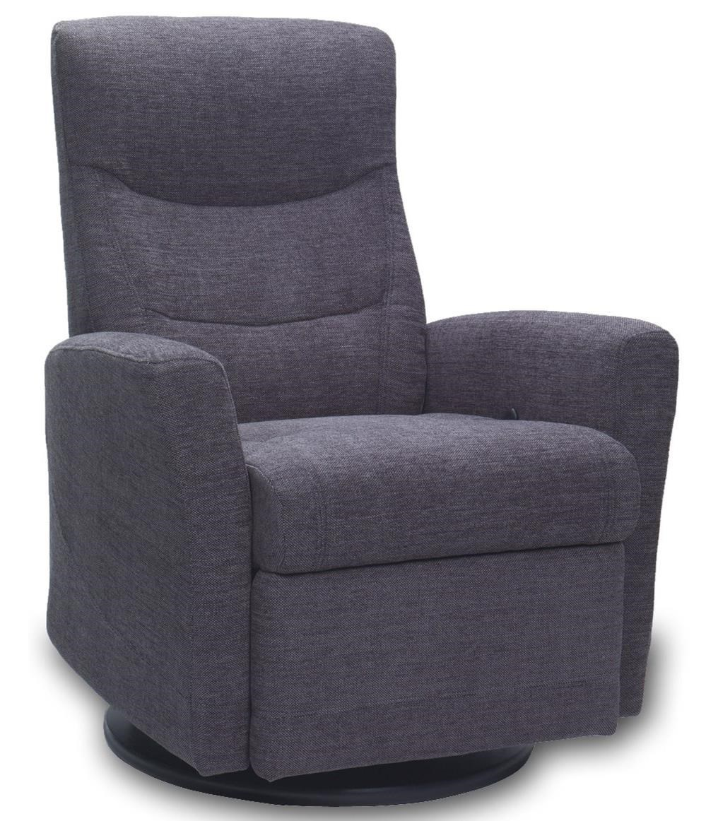 Oslo  Small Relaxer Recliner by Fjords by Hjellegjerde at Rooms and Rest
