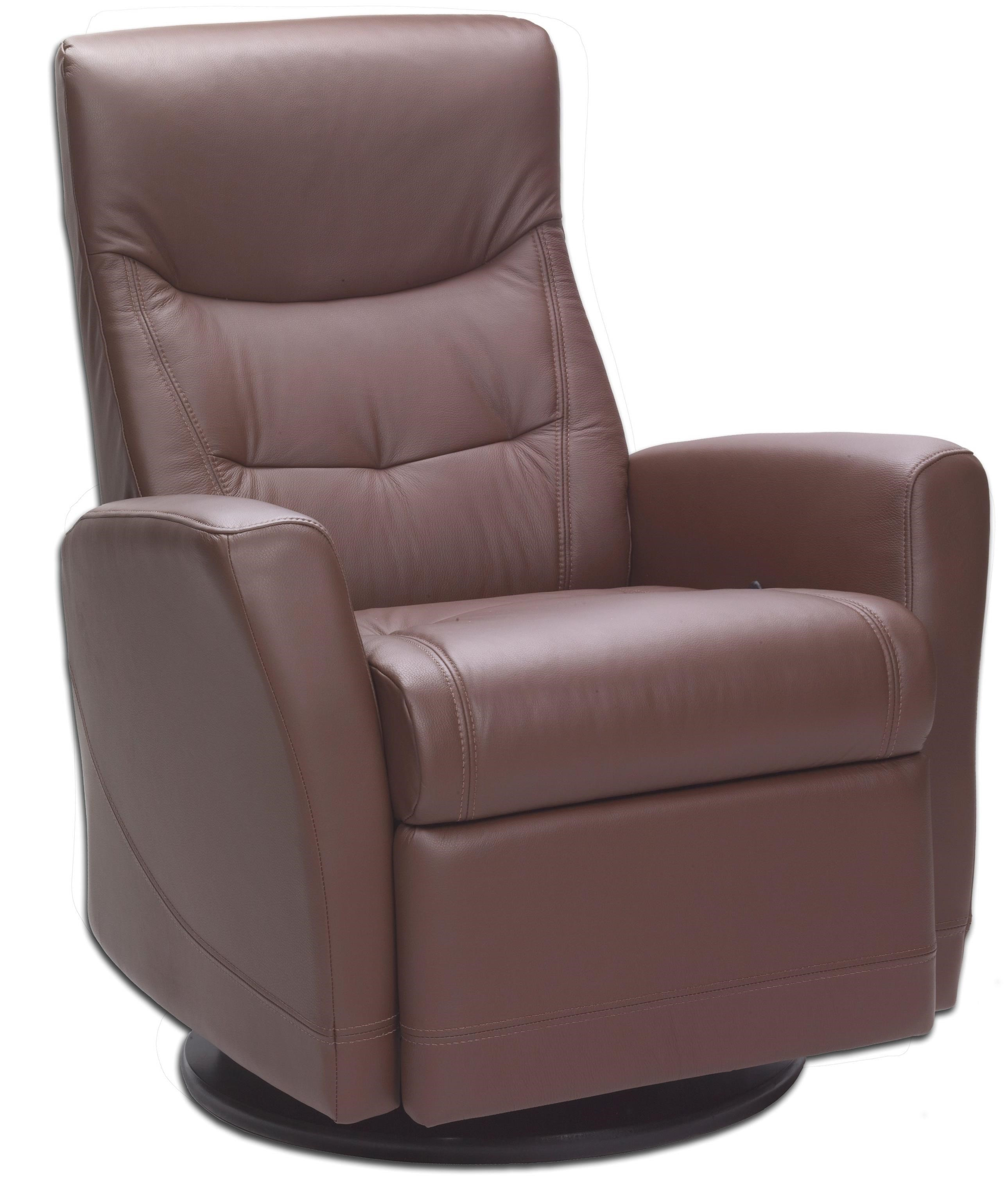 Oslo  Large Relaxer Recliner by Fjords by Hjellegjerde at Upper Room Home Furnishings