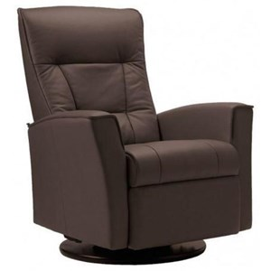 Large Motorized Swivel Recliner