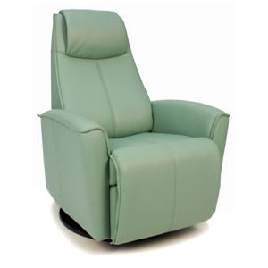 Small Power Swing Relaxer with Padded Headrest