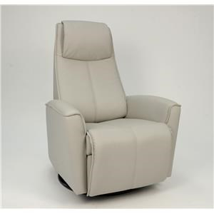 Large Power Swing Relaxer with Padded Headrest
