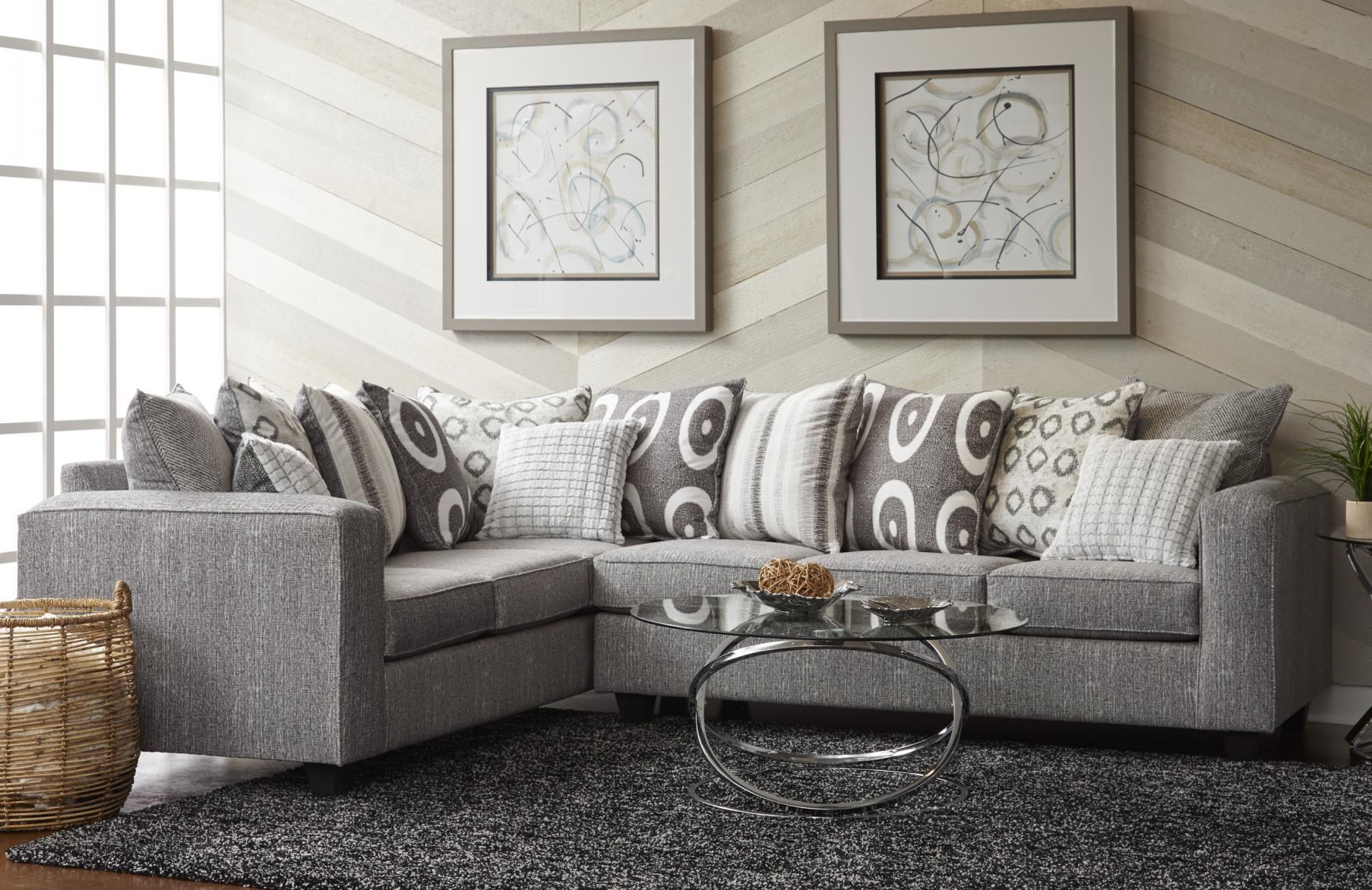 Sia 2PC Sectional Sofa at Rotmans