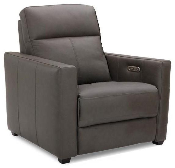 Phantom Power Headrest Recliner by Flexsteel at Crowley Furniture & Mattress