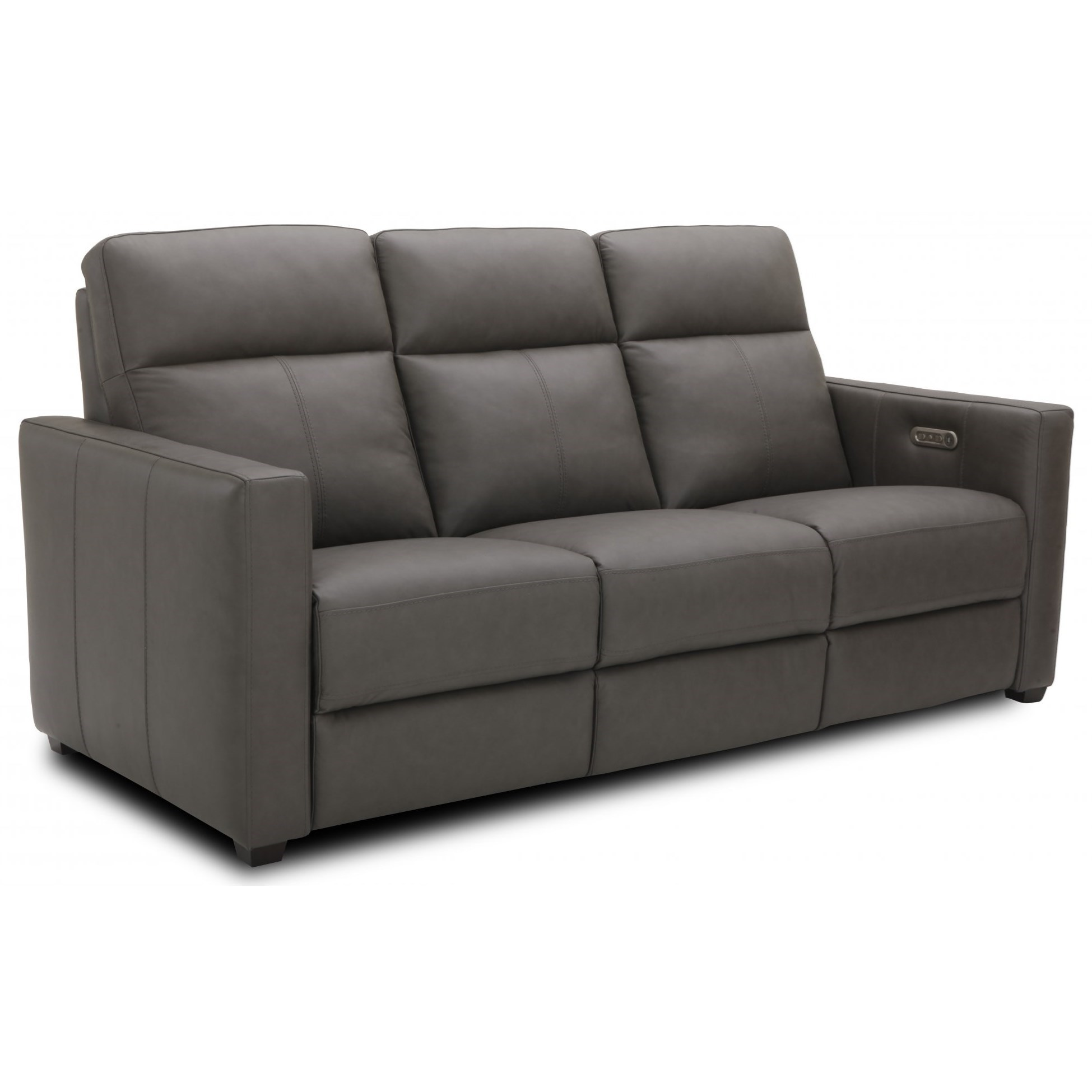 Latitudes - Broadway Power Reclining Sofa by Flexsteel at Fisher Home Furnishings
