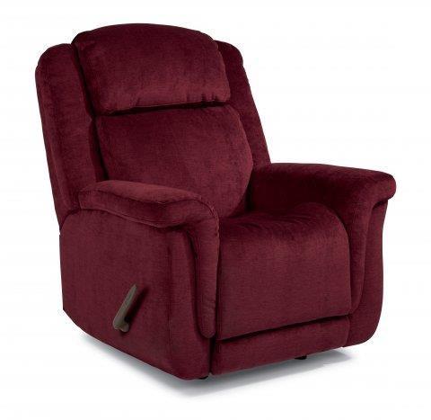 Updraft Rocker Recliner by Flexsteel at Westrich Furniture & Appliances