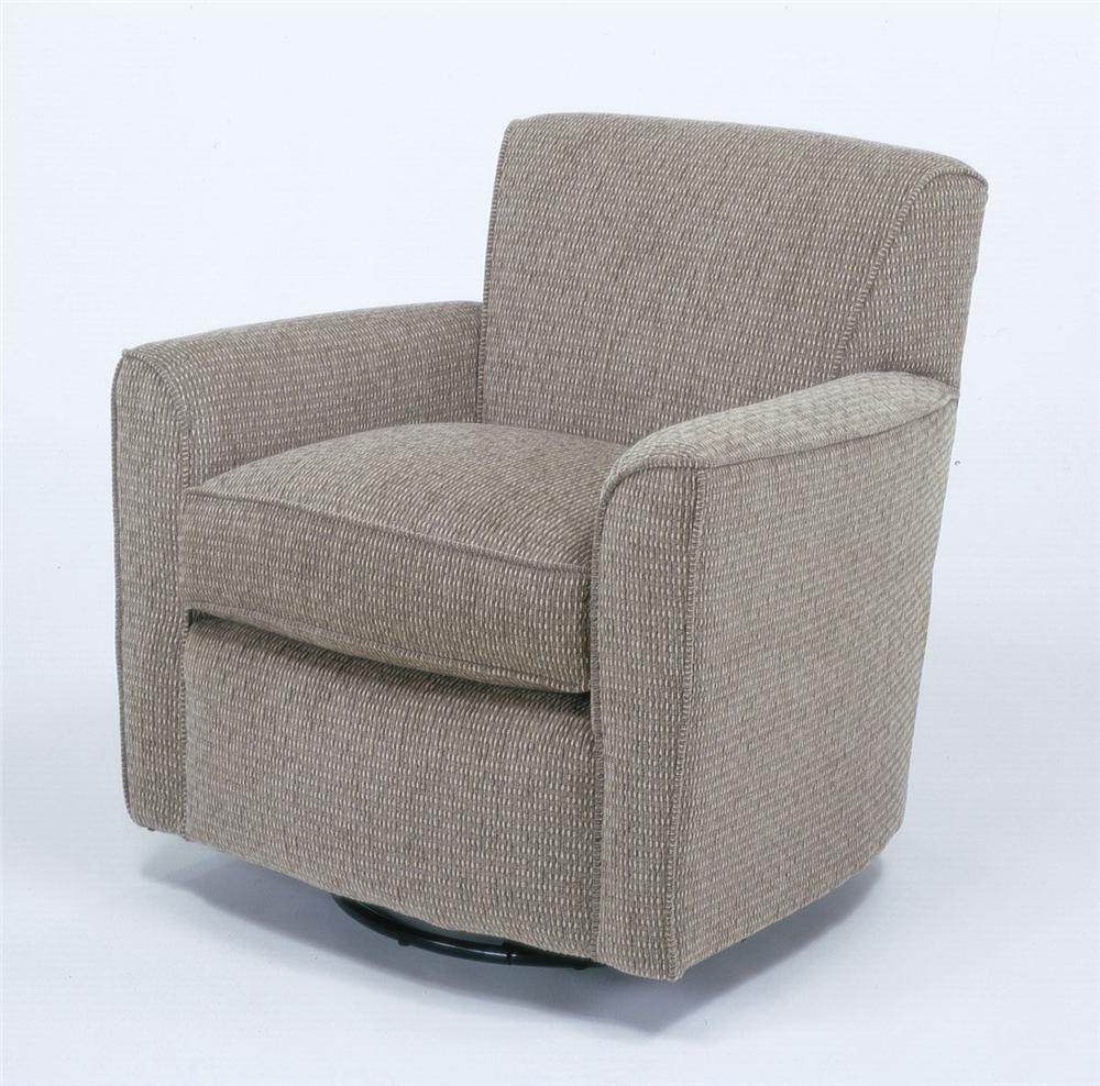 Accents Kingman Swivel Glider by Flexsteel at Pilgrim Furniture City