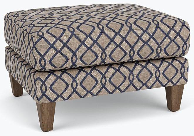 Darling Ottoman by Flexsteel at Crowley Furniture & Mattress