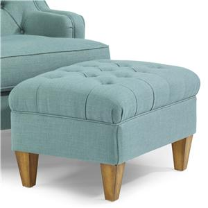Flexsteel Accents Terrace Ottoman