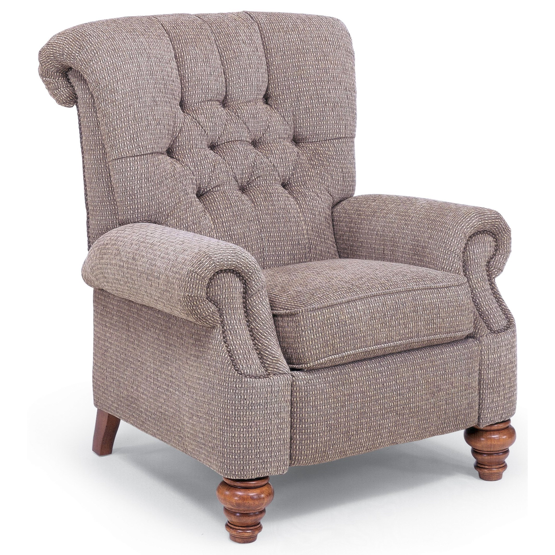 Accents Power High-Leg Recliner by Flexsteel at Fisher Home Furnishings