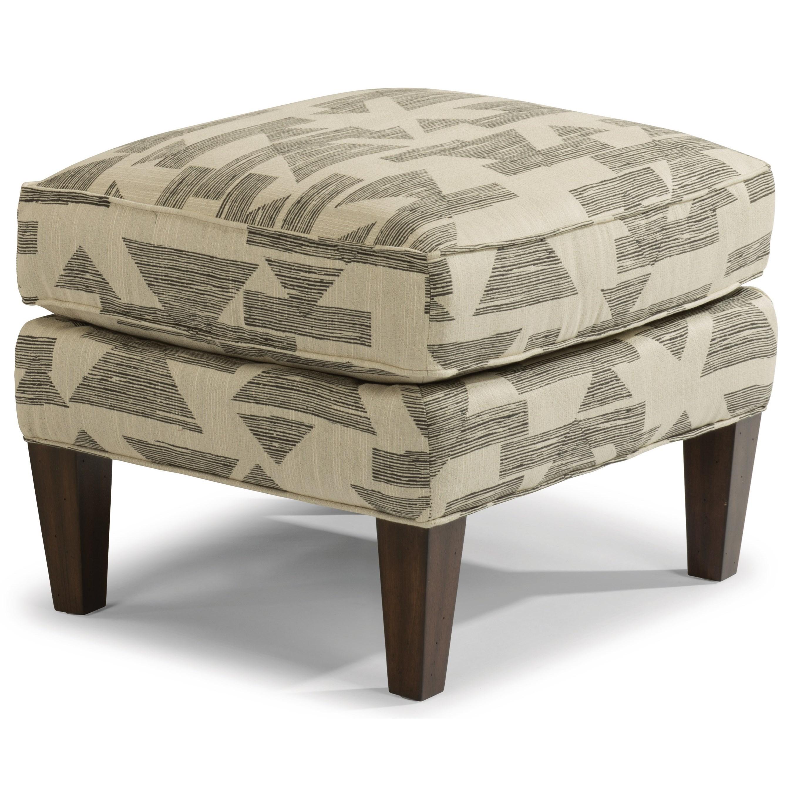 Ace Ottoman by Flexsteel at Pilgrim Furniture City
