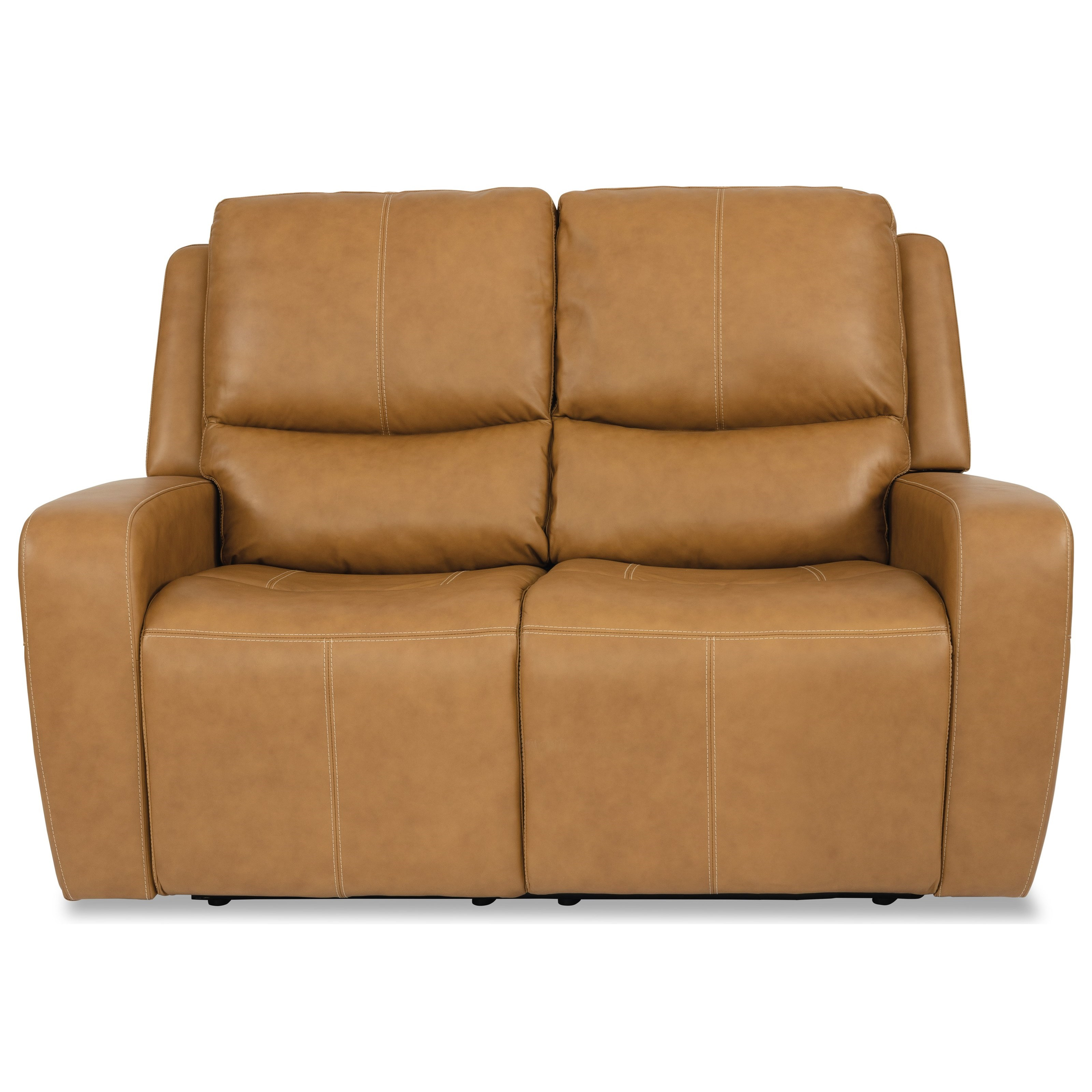 Latitudes - Aiden Power Reclining Loveseat by Flexsteel at Home Collections Furniture