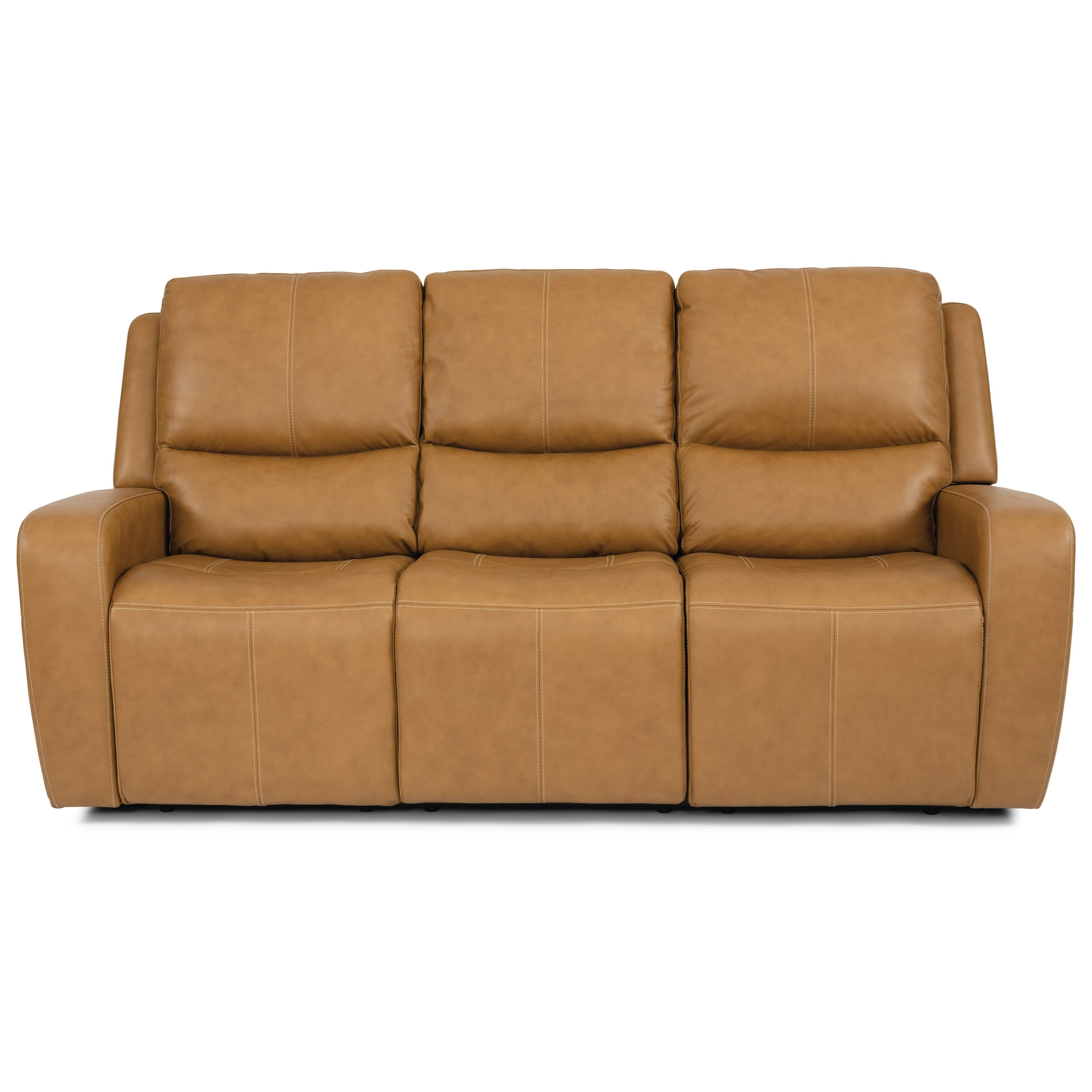 Latitudes - Aiden Power Reclining Sofa by Flexsteel at Steger's Furniture
