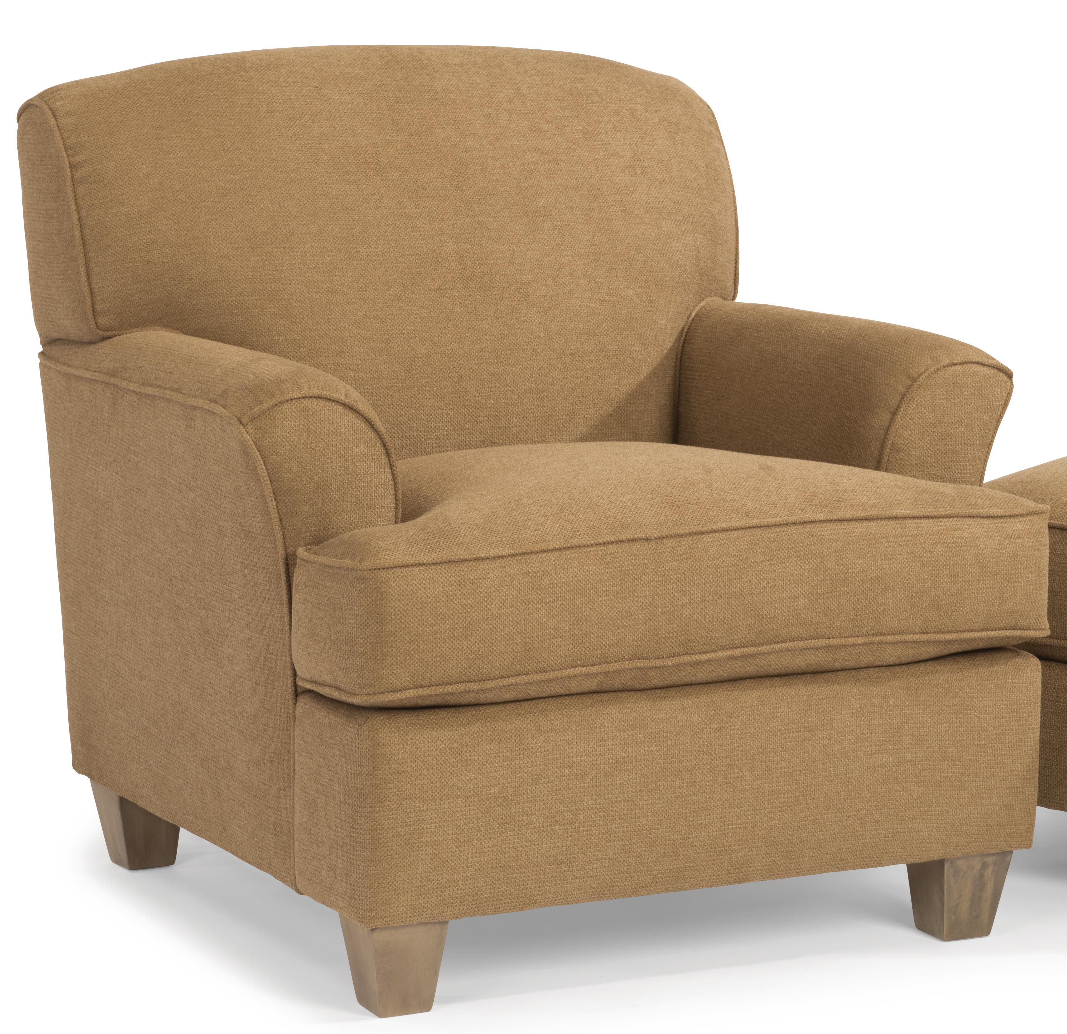 Atlantis Chair by Flexsteel at Jordan's Home Furnishings