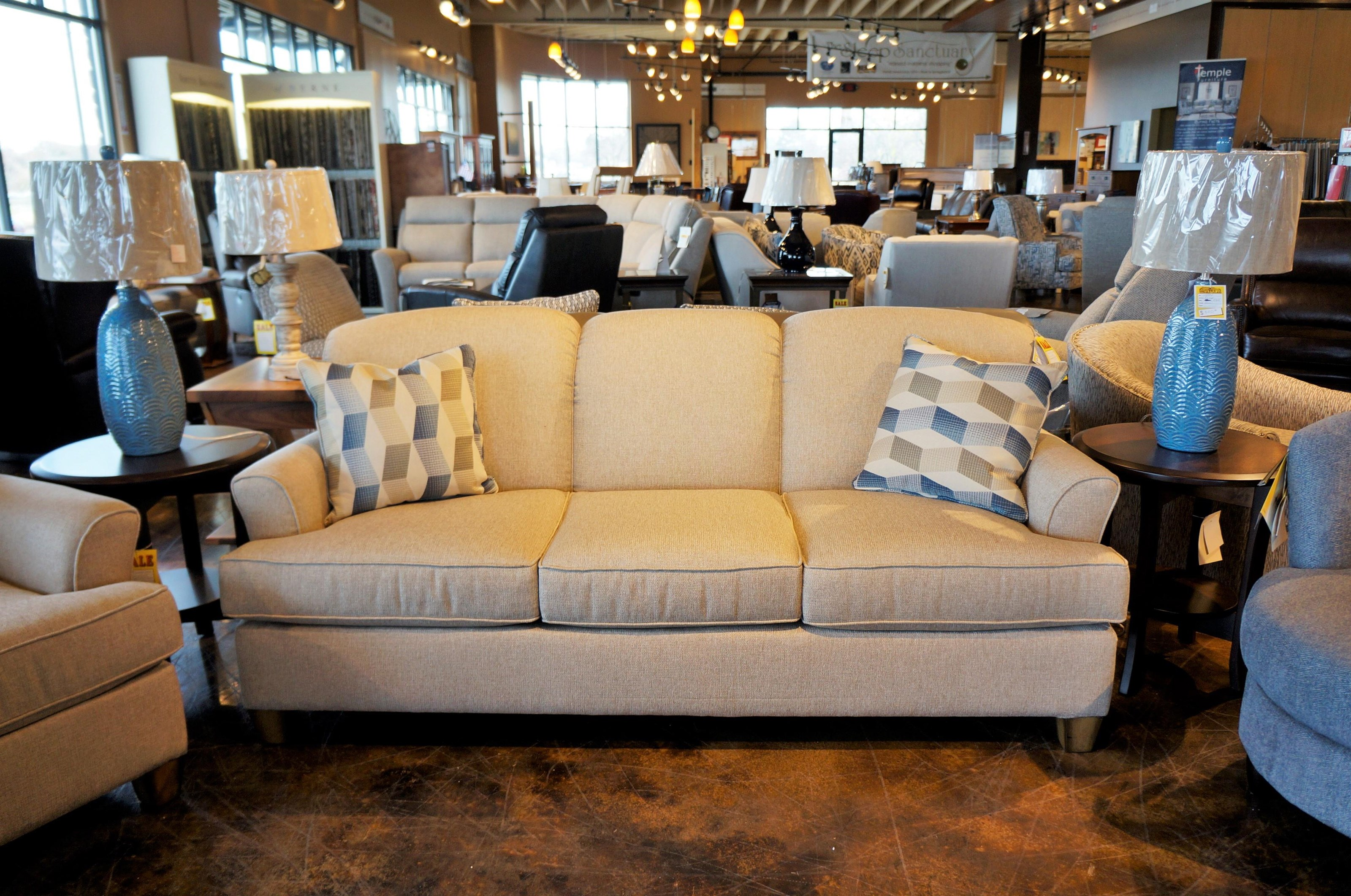 Atlantis Sofa by Flexsteel at Mueller Furniture