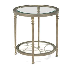 Flexsteel Atrium Lamp Table