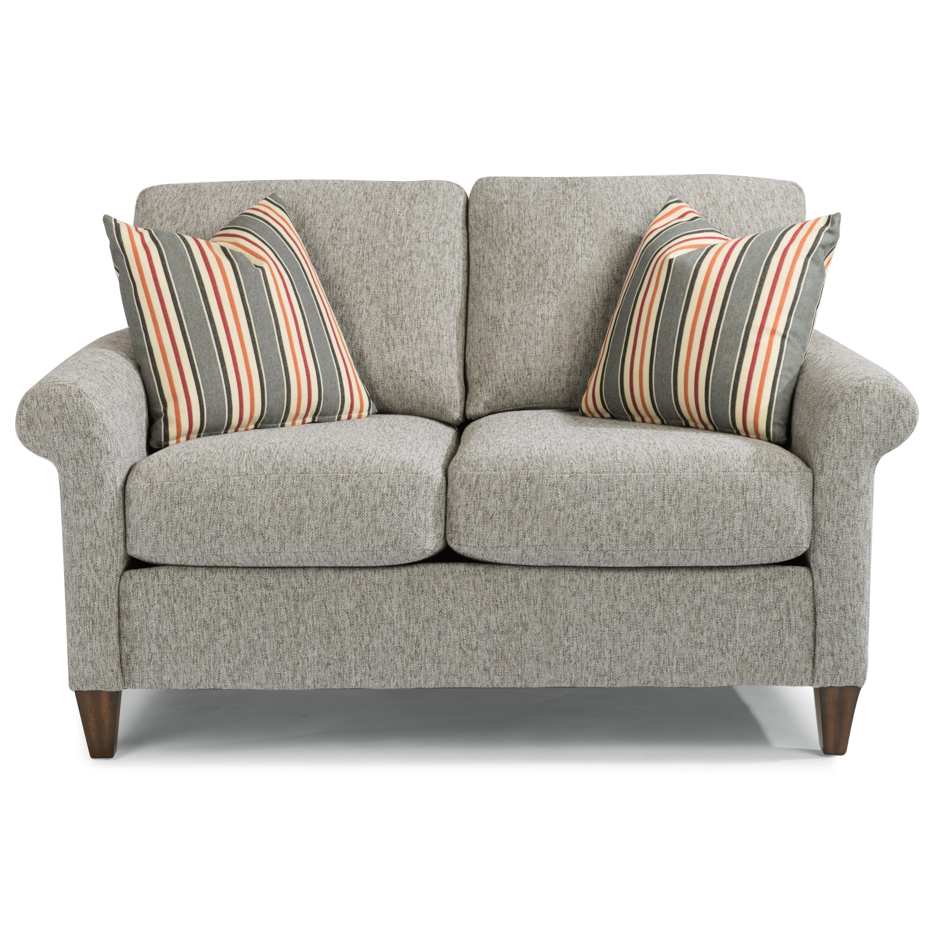 Audrey Loveseat  by Flexsteel at Rooms and Rest