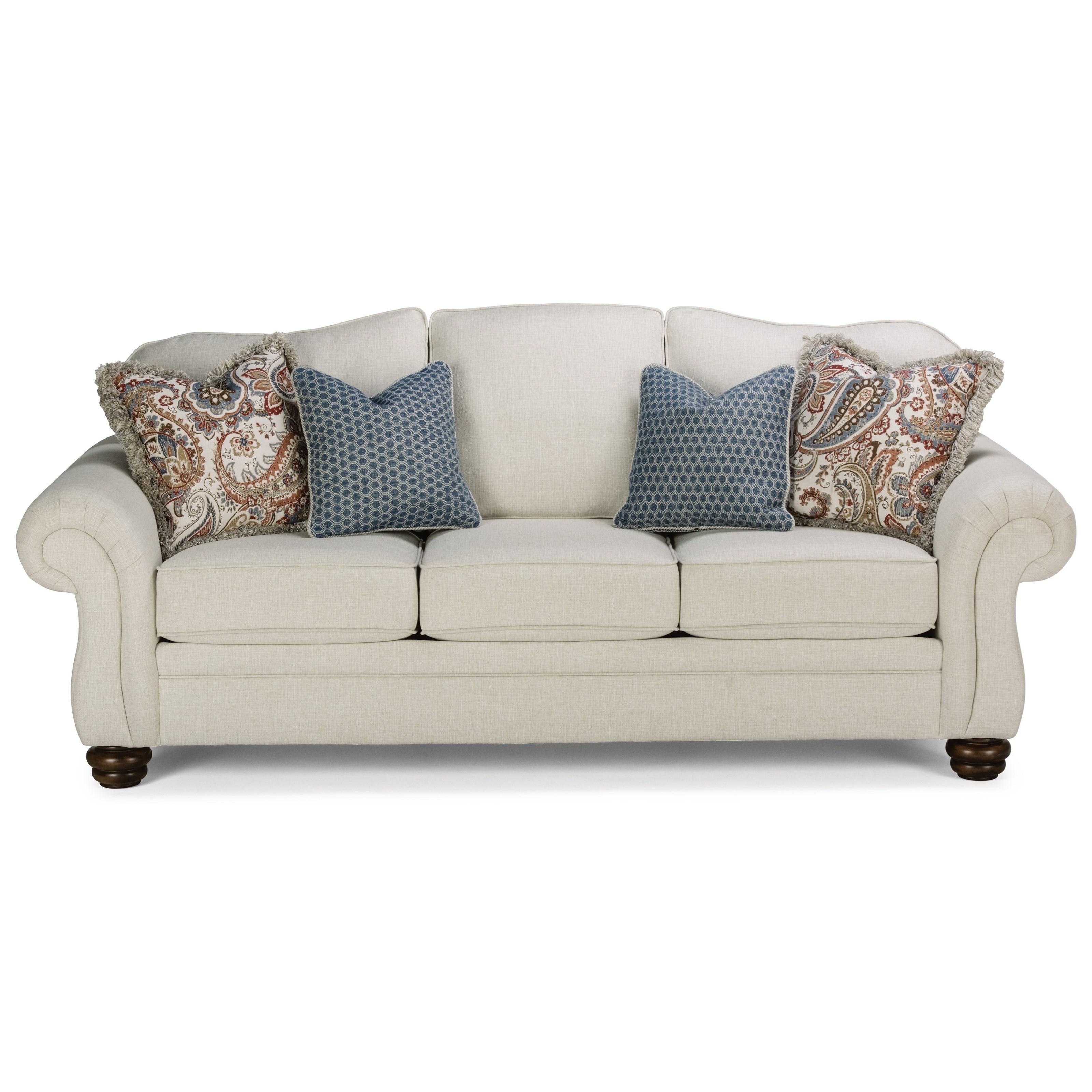 Wymore Sofa  by Flexsteel at Crowley Furniture & Mattress