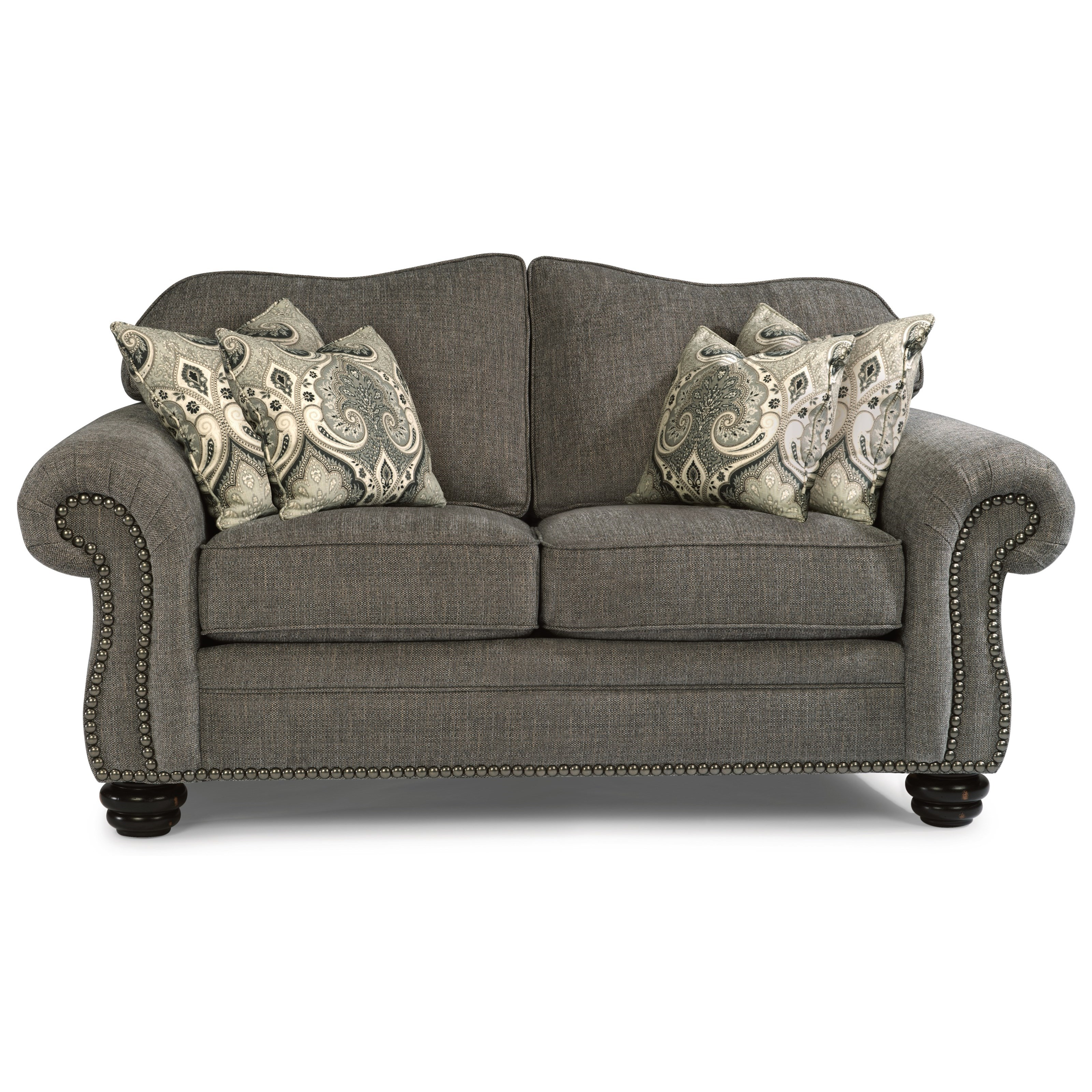 Wymore Loveseat by Flexsteel at Crowley Furniture & Mattress