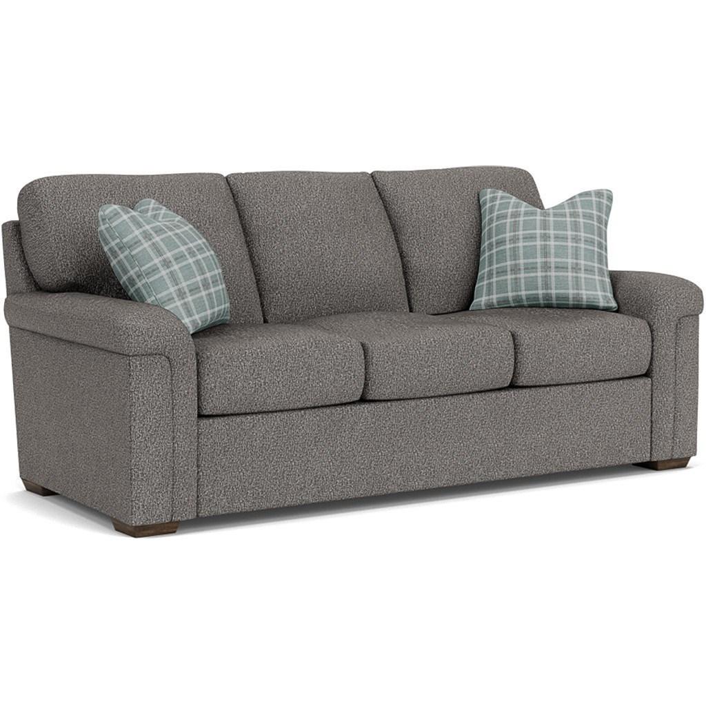 Tate Sofa by Flexsteel at Crowley Furniture & Mattress