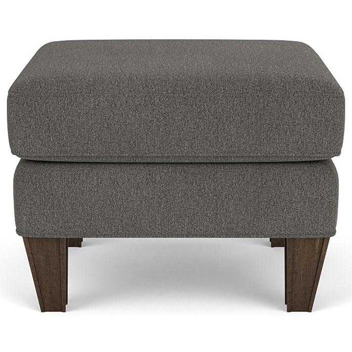 Dunn Ottoman by Flexsteel at Crowley Furniture & Mattress