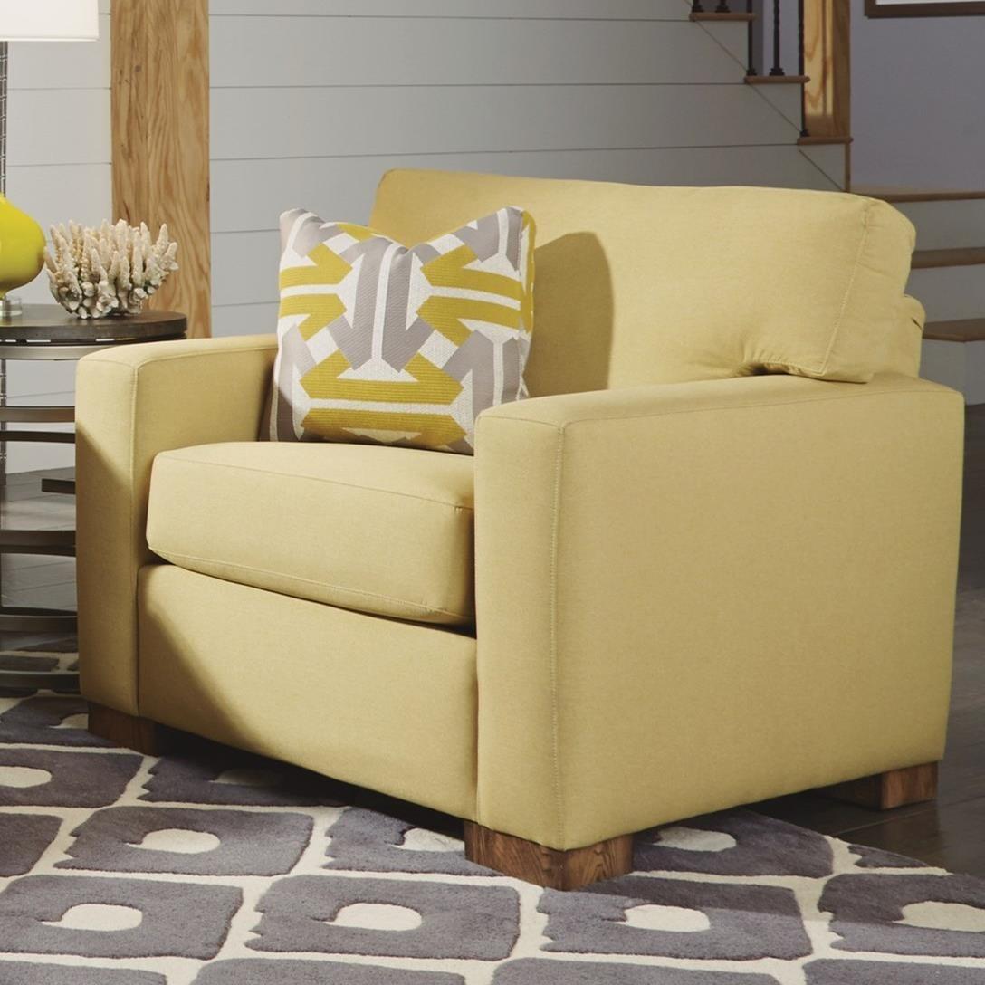 Landon Chair by Flexsteel at Crowley Furniture & Mattress