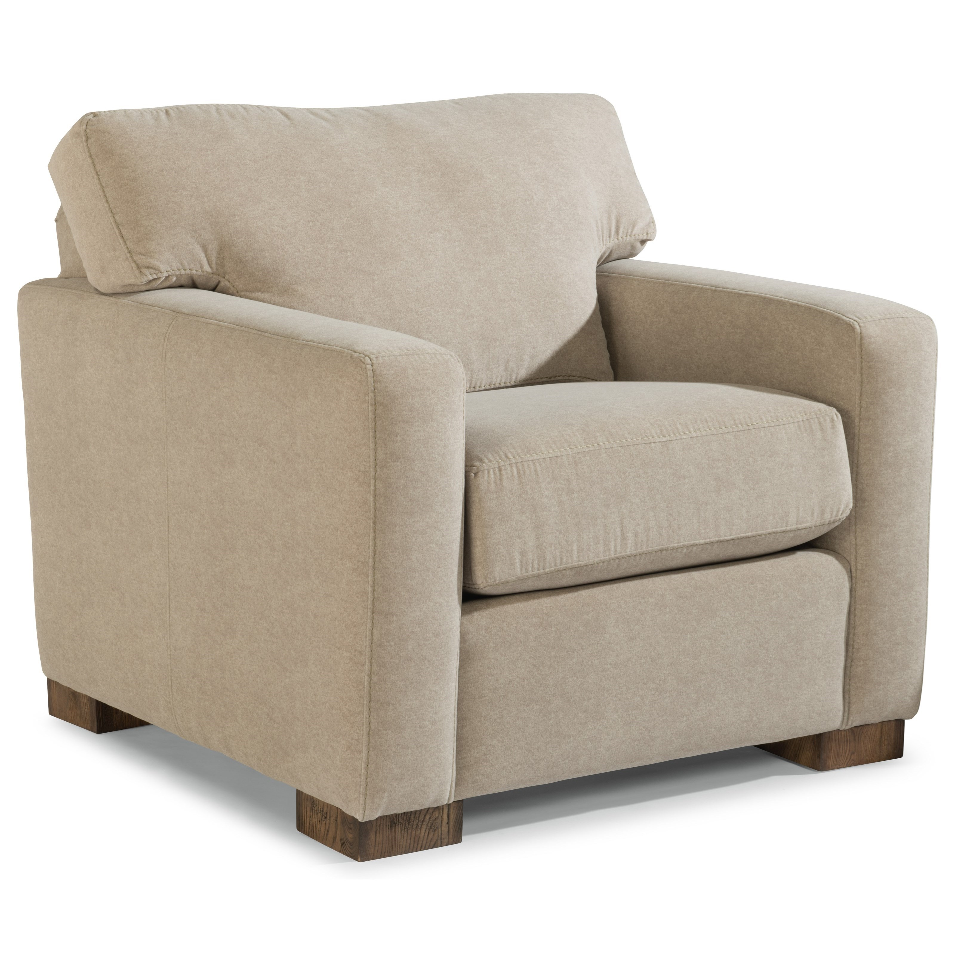 Bryant Chair by Flexsteel at Jordan's Home Furnishings