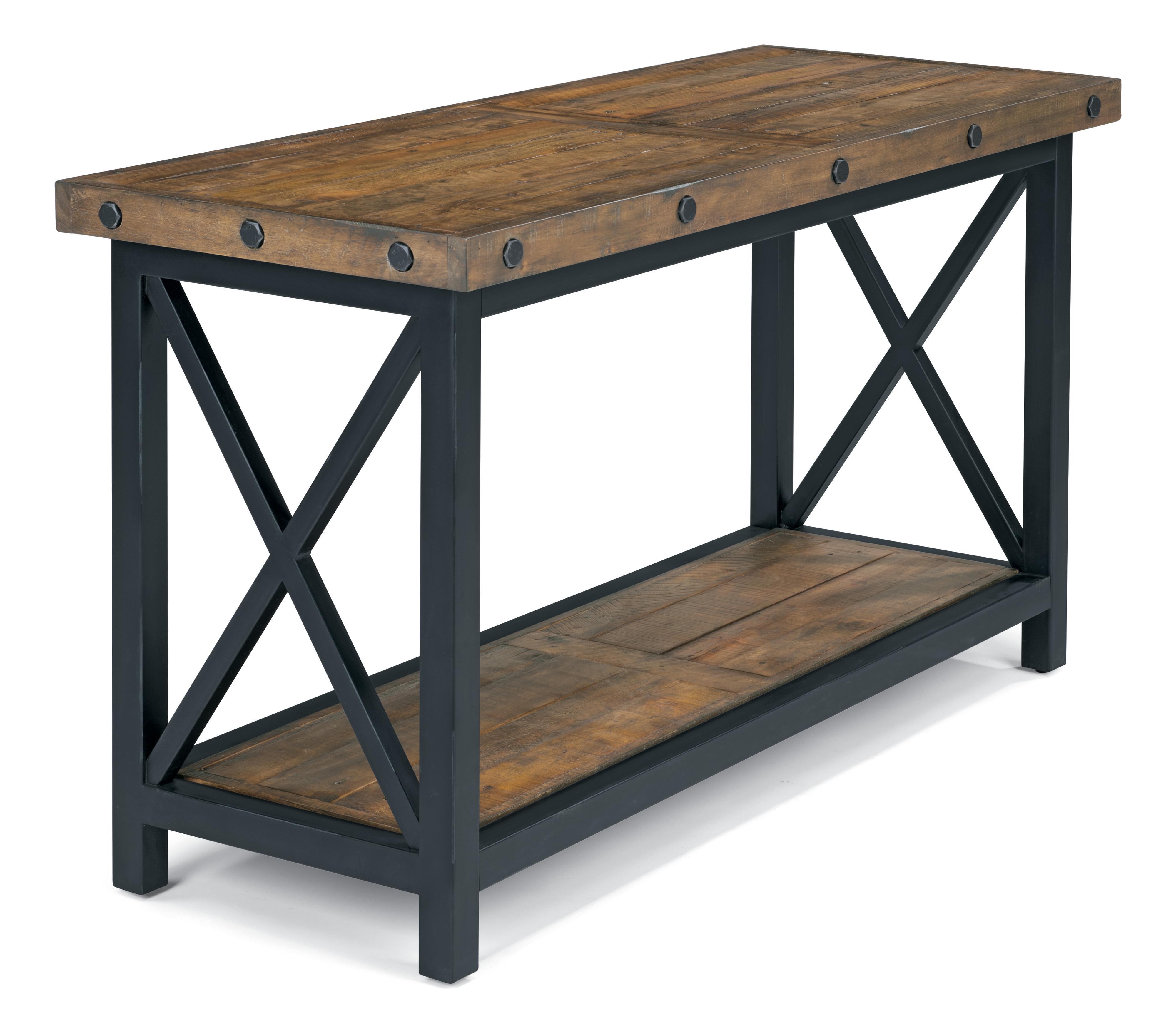 Hammermill Sofa Table by Flexsteel at Crowley Furniture & Mattress