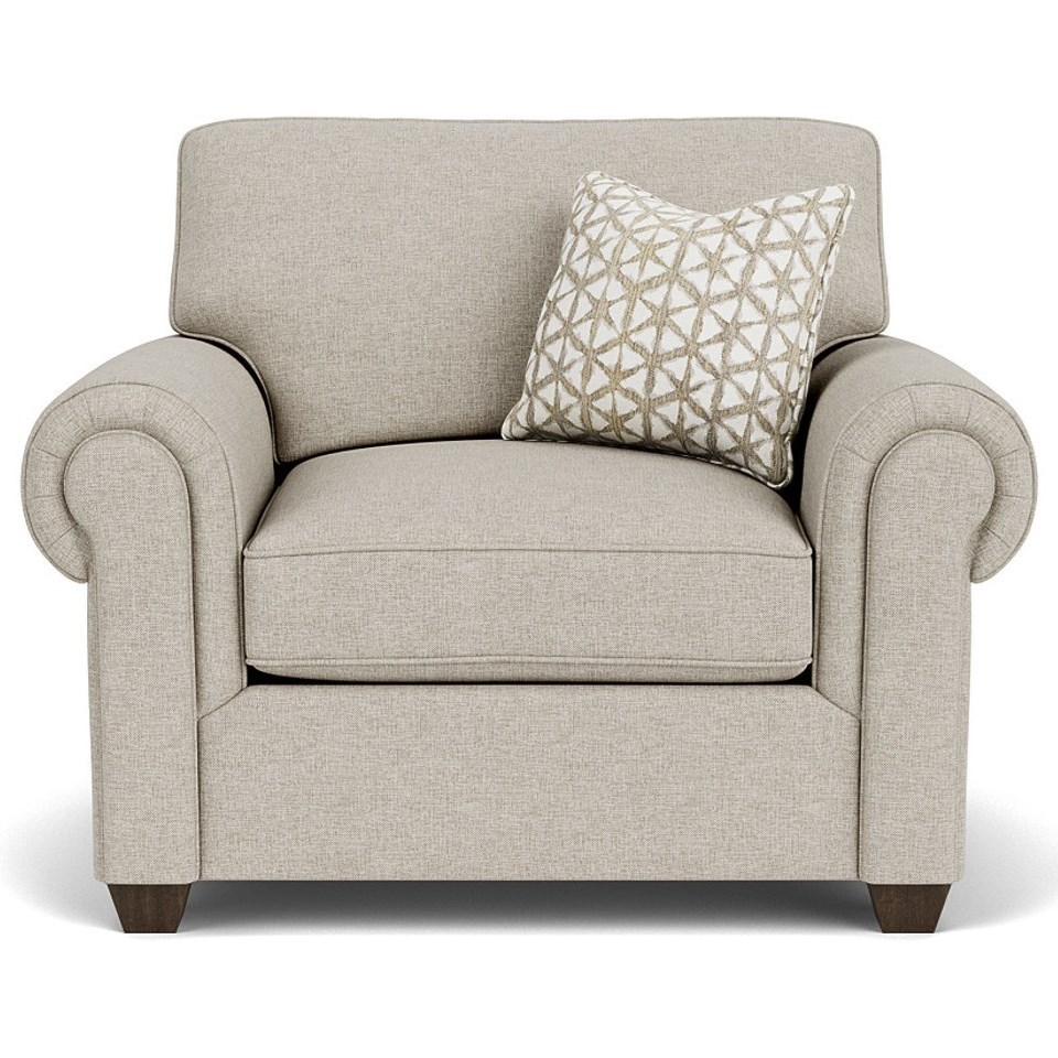Carson Chair  by Flexsteel at Steger's Furniture