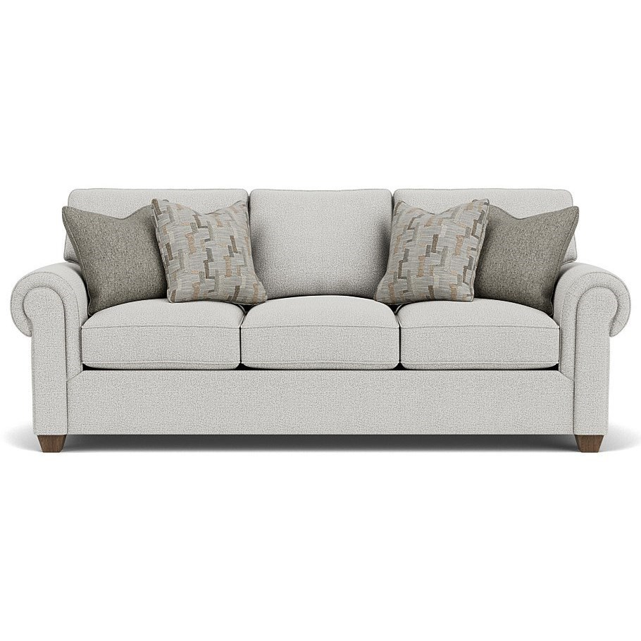 Carson Sofa by Flexsteel at Steger's Furniture