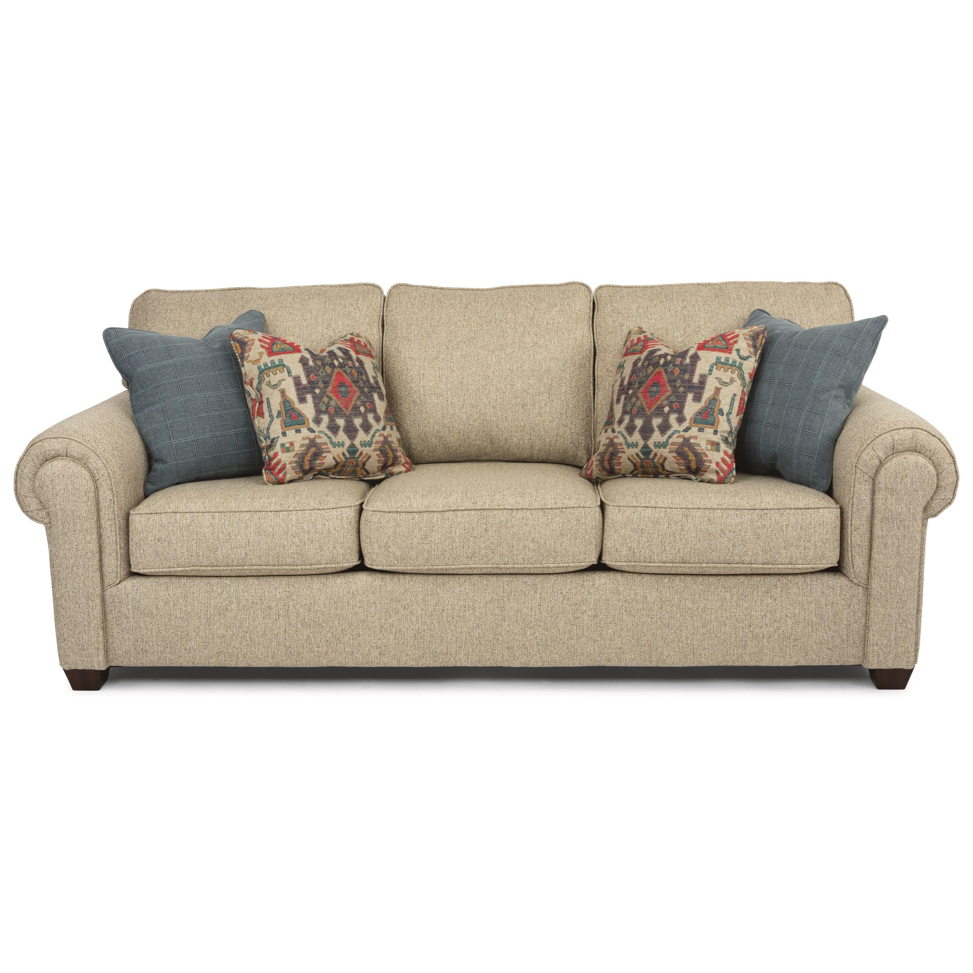 Titan Sofa by Flexsteel at Crowley Furniture & Mattress