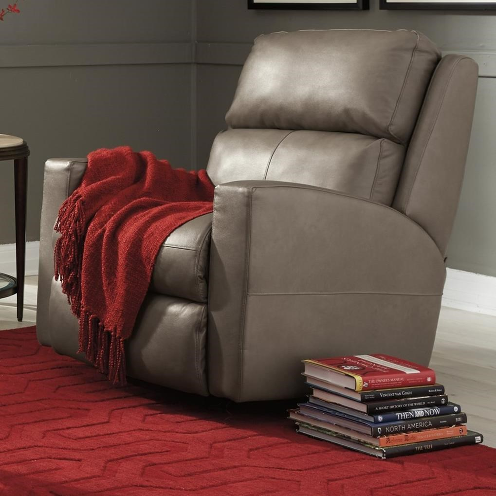Catalina Power Rock Recliner w/ Pwr Headrest by Flexsteel at Williams & Kay