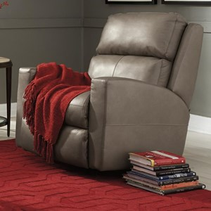 Power Recliner with Power Adjustable Headrest and USB Port