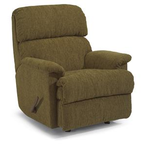 Casual Swivel Gliding Recliner