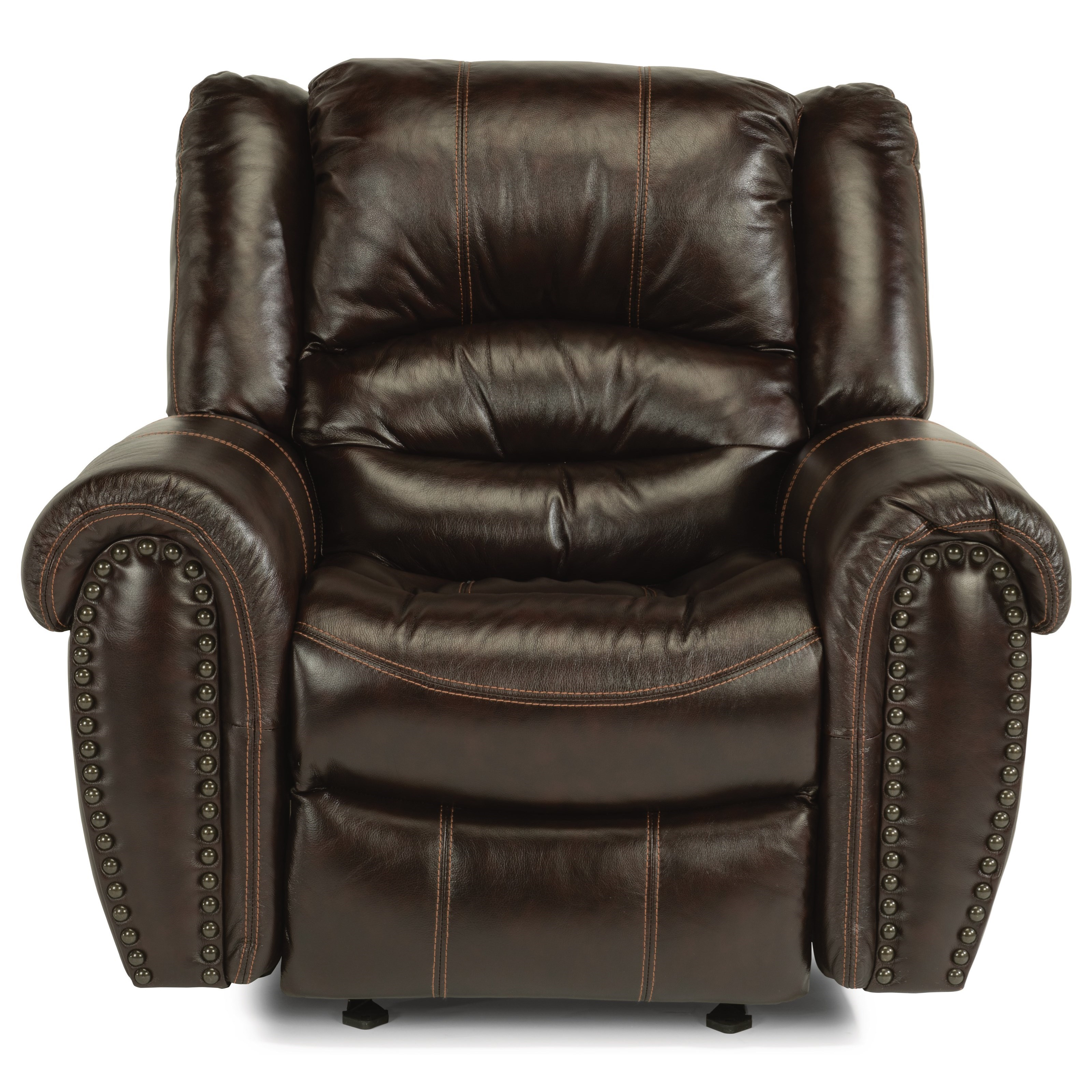 Latitudes - Town Glider Recliner by Flexsteel at Furniture and ApplianceMart
