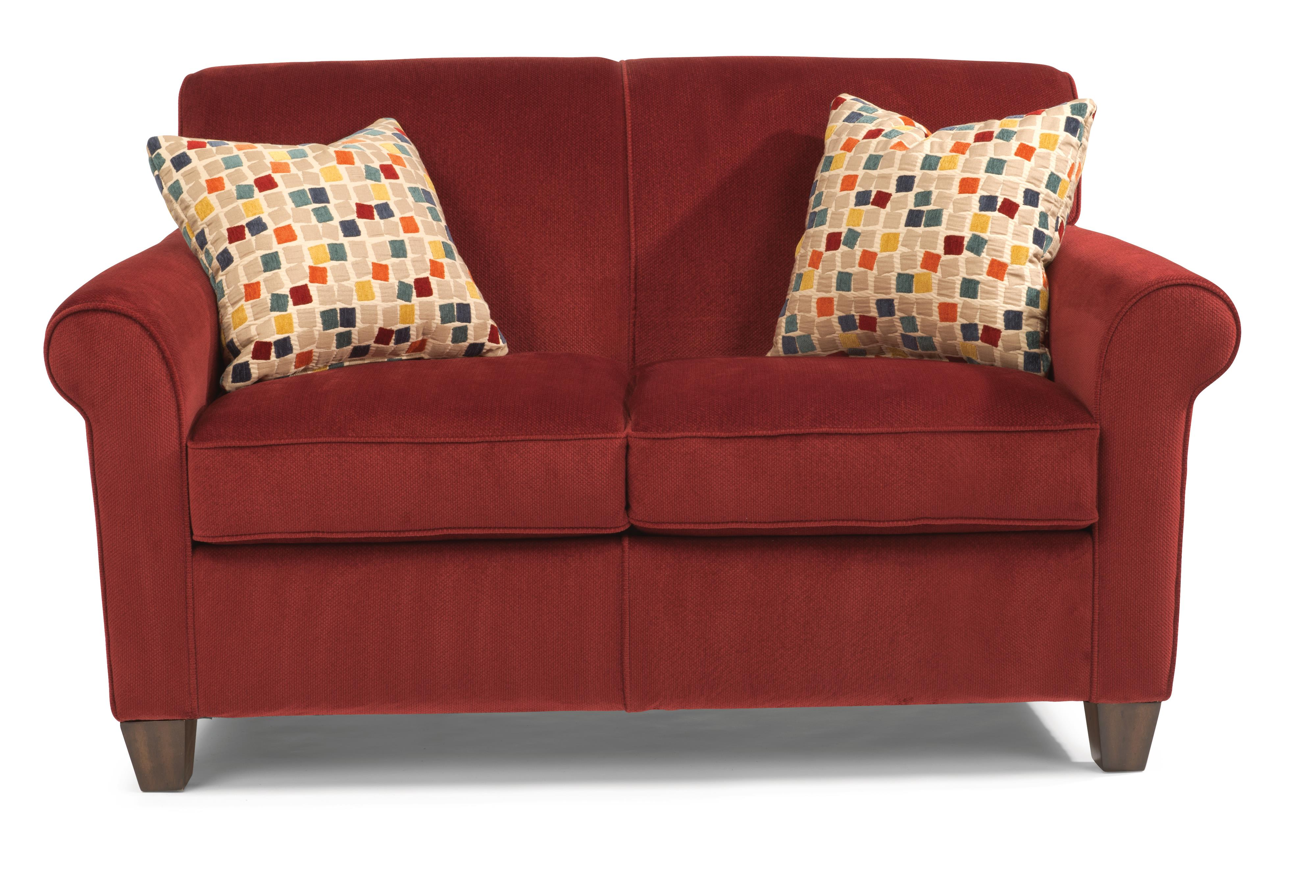 Dana Loveseat by Flexsteel at Pilgrim Furniture City