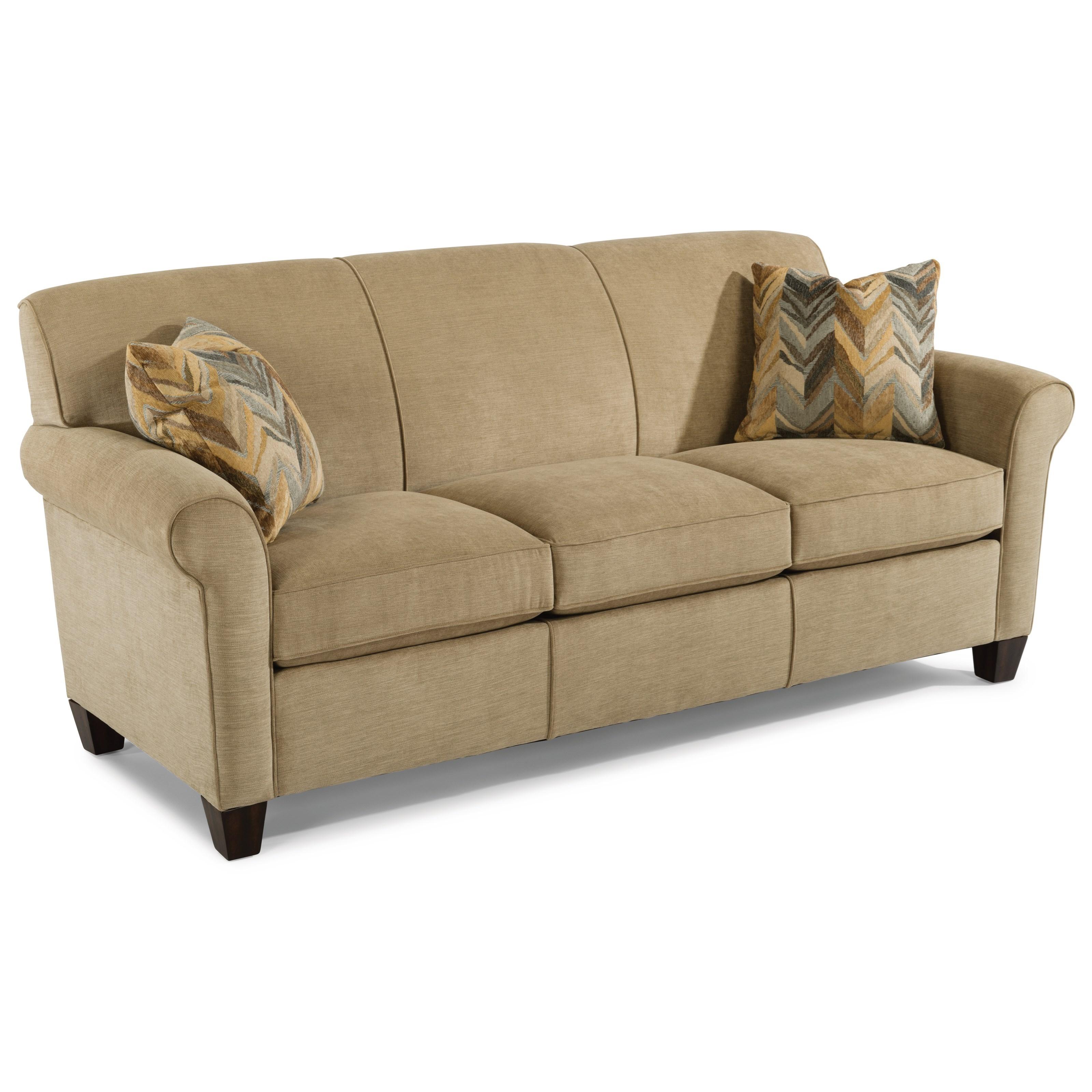 Dana Stationary Sofa by Flexsteel at Furniture Barn