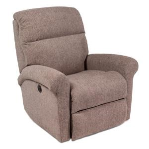 Casual Power Rocking Recliner