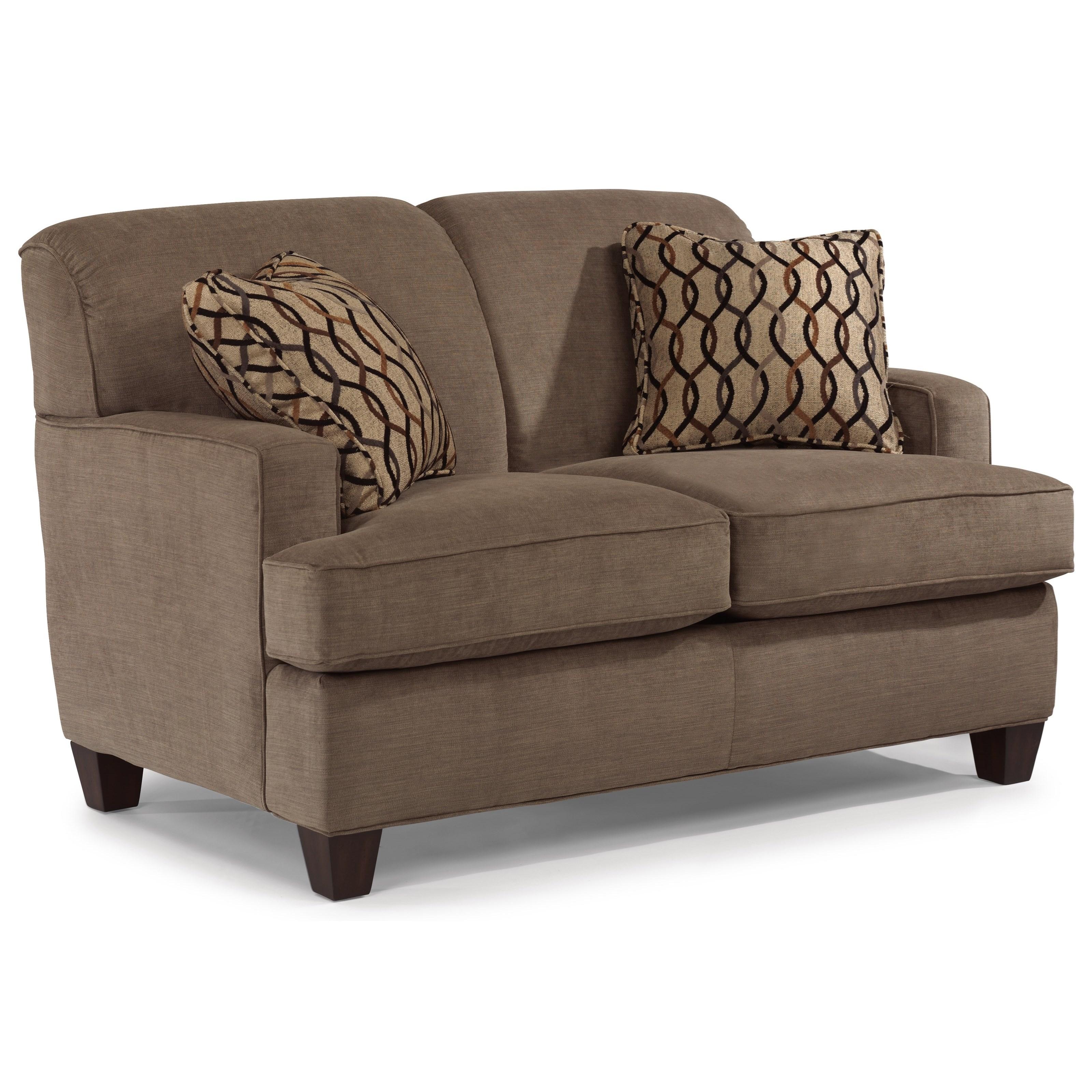 Dempsey Loveseat by Flexsteel at Steger's Furniture