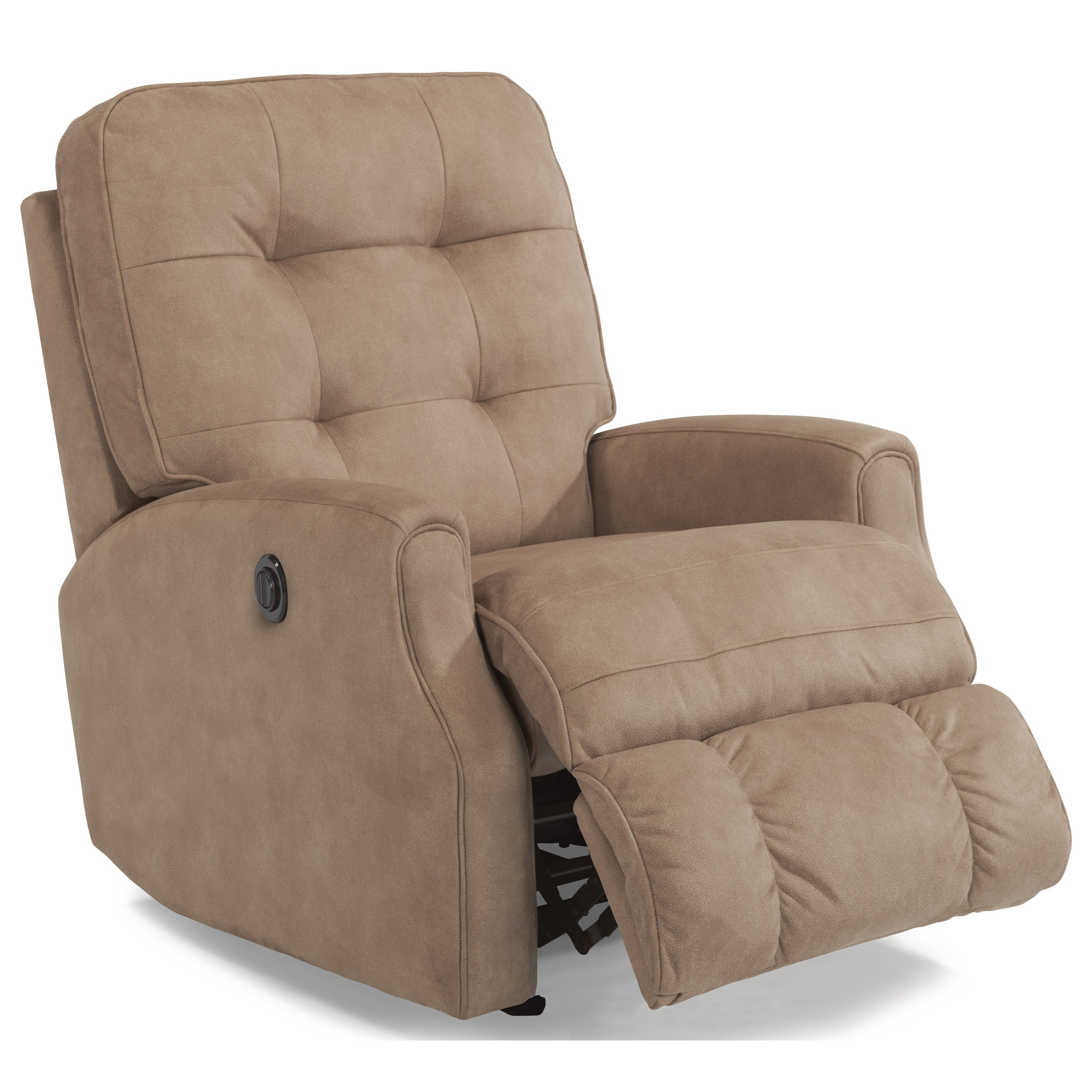 Devon Power Recliner by Flexsteel at Mueller Furniture