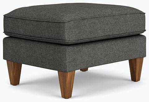 Bella Ottoman by Flexsteel at Crowley Furniture & Mattress