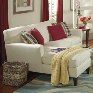 Contemporary L-Shape Sectional Sofa
