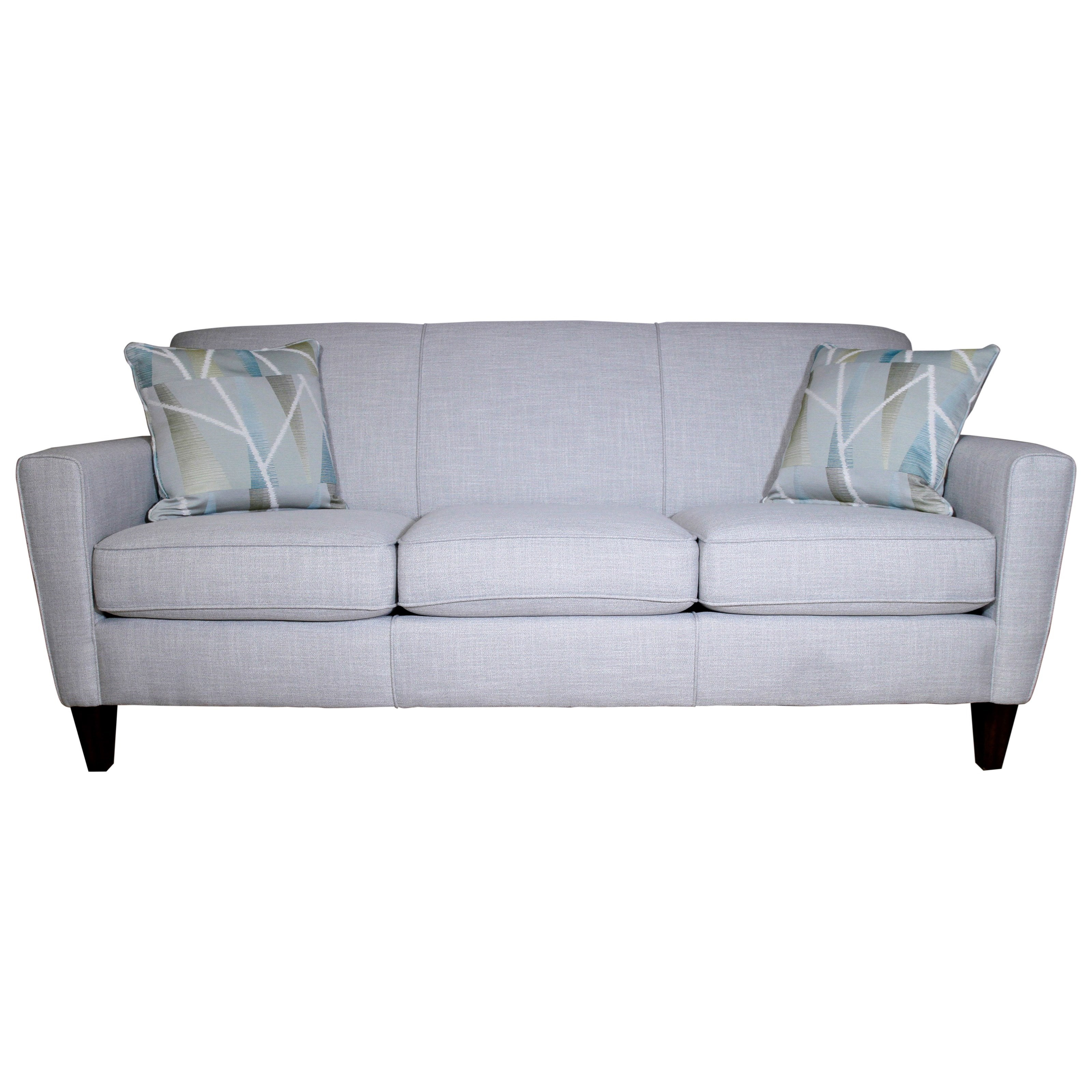 Digby Upholstered Sofa by Flexsteel at Steger's Furniture