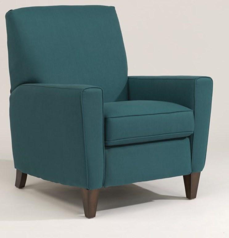 Bella Hi-Leg Recliner by Flexsteel at Crowley Furniture & Mattress