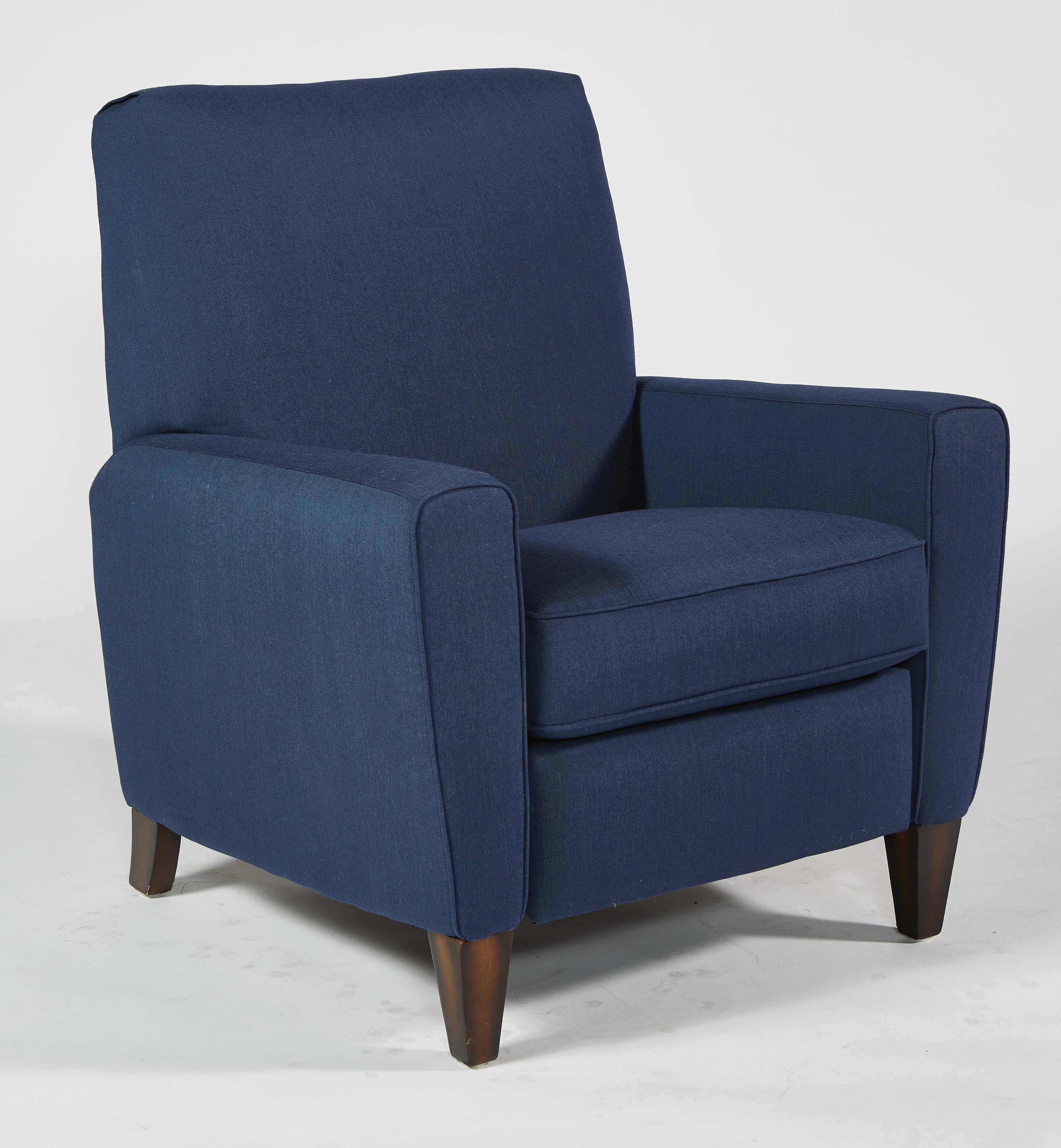 Digby High Leg Recliner by Flexsteel at Suburban Furniture