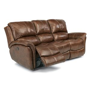 Flexsteel Latitudes - Dominique Power Reclining Sofa