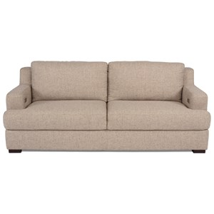 Contemporary Power Adjustable Back Sofa with USB Ports