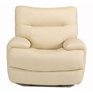 Power Glider Recliner with Power Headrest and USB Port
