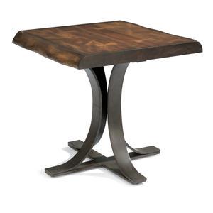 Flexsteel Farrier Lamp Table