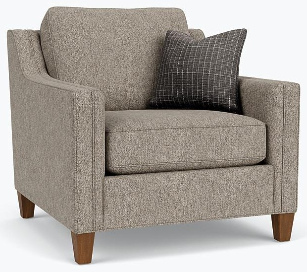 Danforth Chair by Flexsteel at Crowley Furniture & Mattress