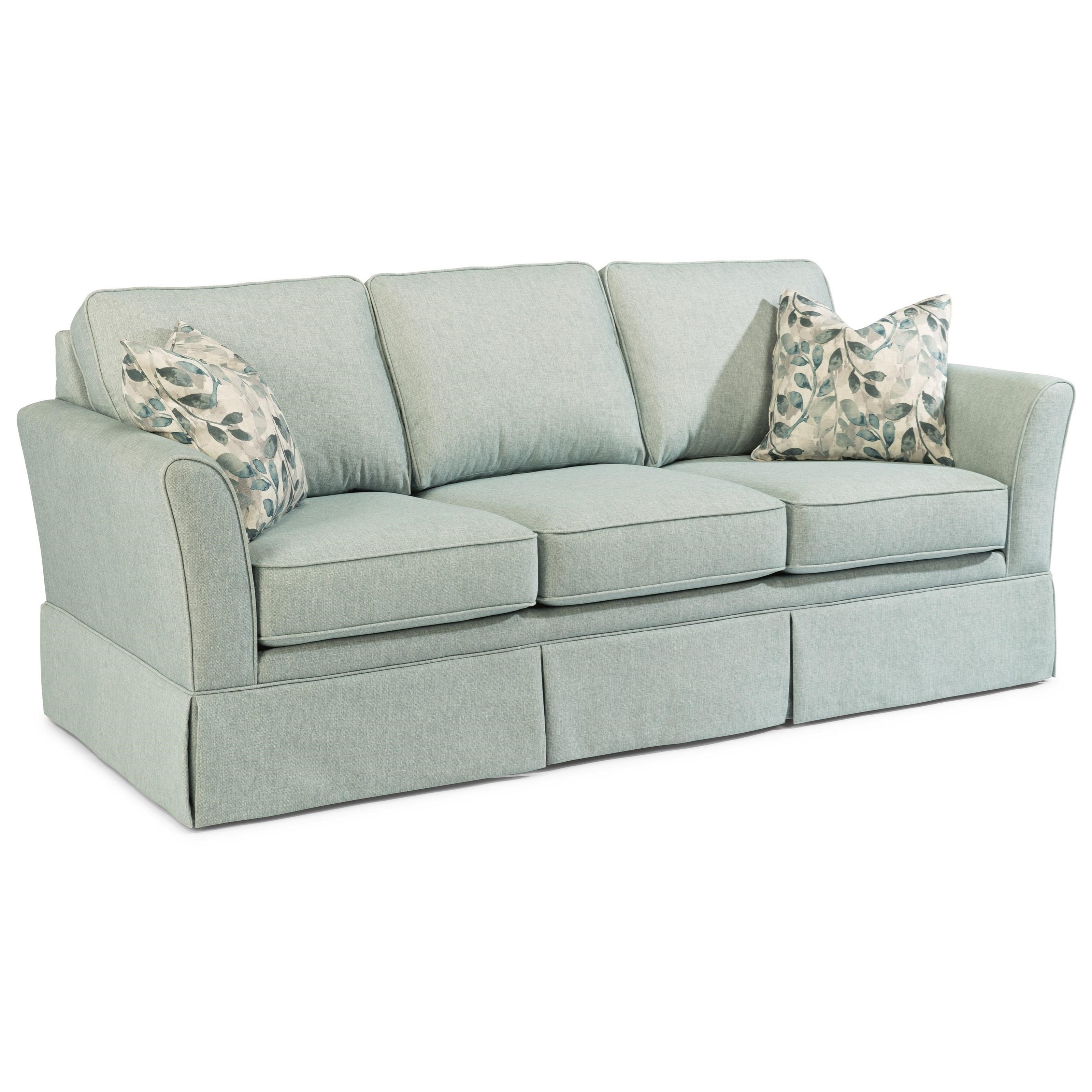 Fiona Sofa  by Flexsteel at VanDrie Home Furnishings